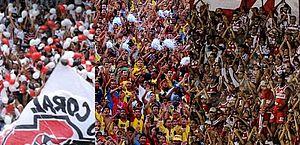 Justiça determina extinção das três principais torcidas organizadas de Pernambuco