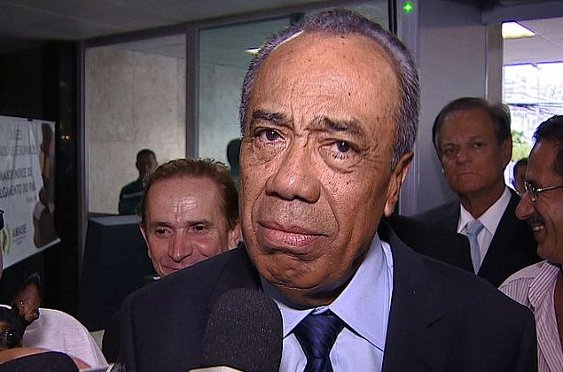 Morre, aos 79 anos, o ex-governador de Sergipe João Alves Filho