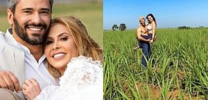 """""""Fazendeiro da Joelma"""" faz declaração apaixonada à verdadeira namorada"""