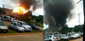 Ataque com carro-bomba deixa mais de 30 feridos na Colômbia
