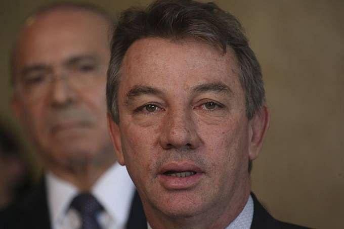 Governador eleito de Roraima e interventor, Antônio Denarium