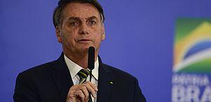 Avaliação positiva de Bolsonaro sobe de 29% para 40% em nove meses, mostra pesquisa CNI/Ibope