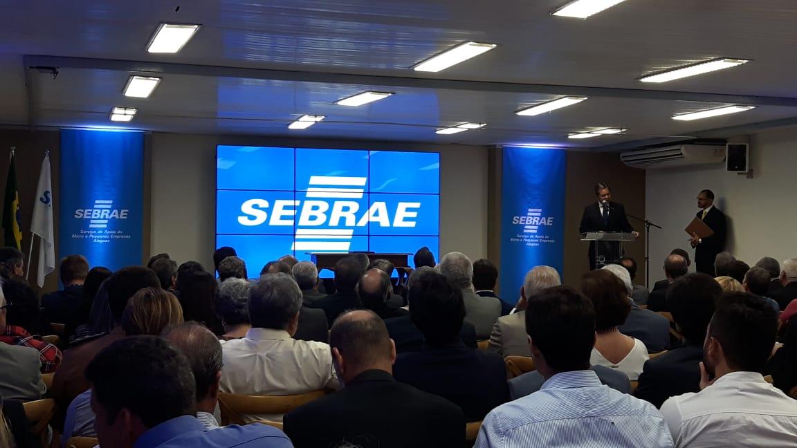 Zezinho Nogueira assume presidência do Conselho Deliberativo do Sebrae