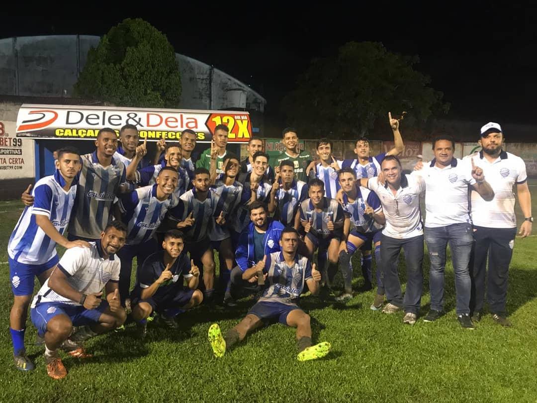 CSA vence o Castanhal-PA de virada por 3 a 2 e avança na Copa do Brasil Sub-20