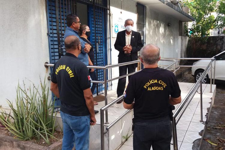Violência e estelionato: operação de combate a crimes contra idosos cumpre mandados em AL